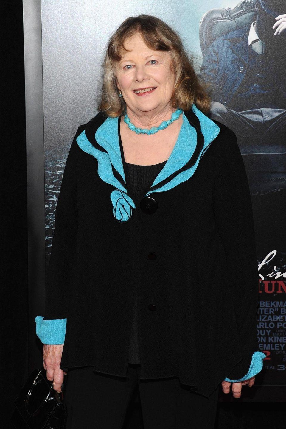 NEW YORK, NY - JUNE 18: Actress Shirley