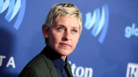 Ellen DeGeneres announced last week that she had