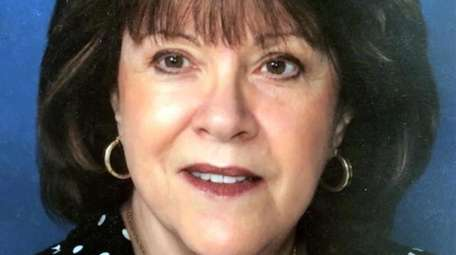 Marge Sasso is vice president of the Jericho-based