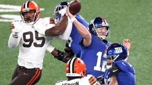 Watch video highlights of the Giants' loss to