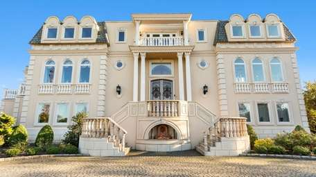 The house sits on a 0.72-acre lot.