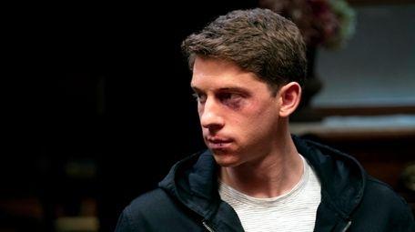 """Will Hochman as Joe Hill on CBS' """"Blue"""