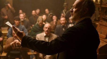 Tom Hanks as Captain Jefferson Kyle Kidd in