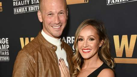 "J.P. Rosenbaum and his wife, former ""Bachelorette"" star"