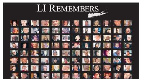 Sunday, Dec. 20 cover of LI Remembers section