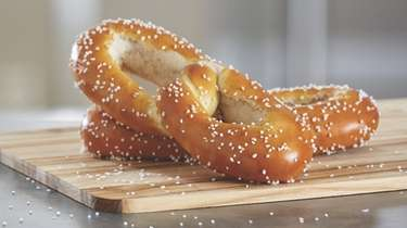 Philly Pretzel Factory now has a Rocky Point