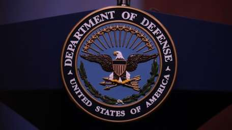 The Defense Department was one of the targets