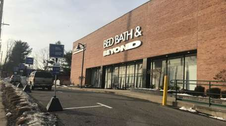 The Bed Bath & Beyond in Manhasset will