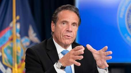 """Gov. Andrew M. Cuomo urged New Yorkers """"to"""