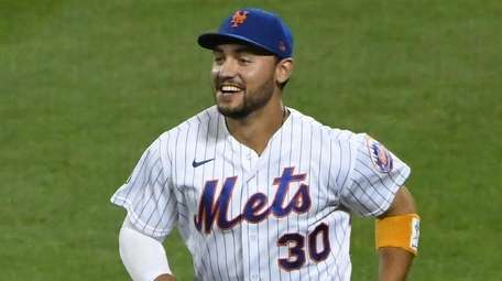 Michael Conforto said he doesn't want