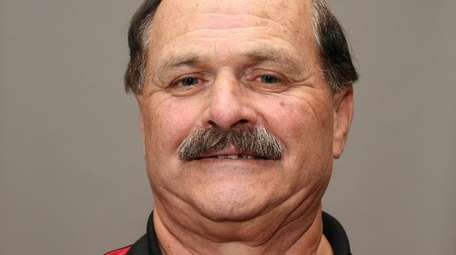 Harold Cooley Jr.,East Islip, girls bowling coach, on