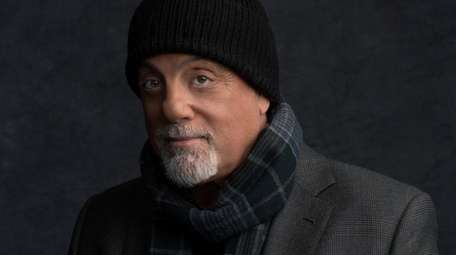 Billy Joel posted on social media a video