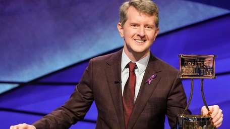 Ken Jennings will be the first interim guest