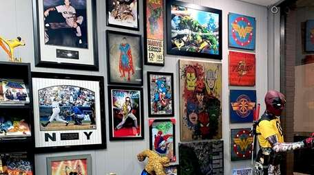 Babylon Collectibles sells vintage comic items and more.