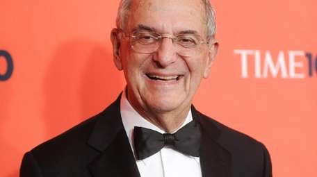 Public relations expert Howard Rubenstein attends the Time