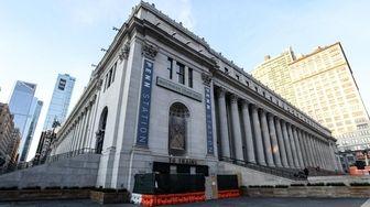 Moynihan Train Hall will open to train operations