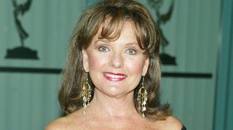 Actress Dawn Wells arrives at 'TV Cares: Ribbon