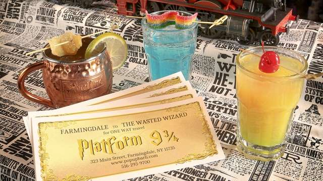 """A """"Harry Potter""""-themed pop-up bar experience is coming"""