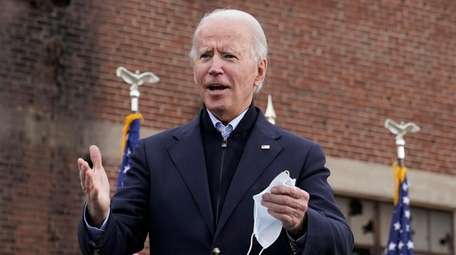 President-elect Joe Biden in Atlanta on Dec. 15,
