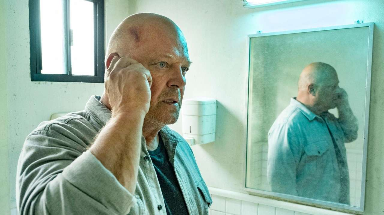 Coyote' review: Michael Chiklis returns in compelling drama   Newsday