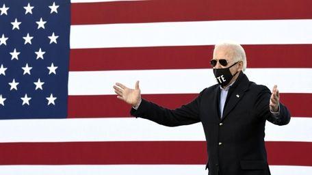 President-elect Joe Biden in Atlanta on Monday.