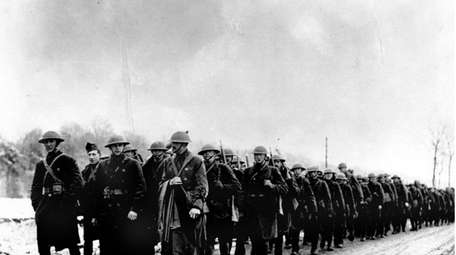 World War I plays a crucial role in