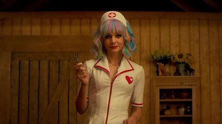 Carey Mulligan stars as Cassandra in director Emerald