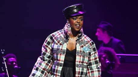 Lauryn Hill talks about her experiences in