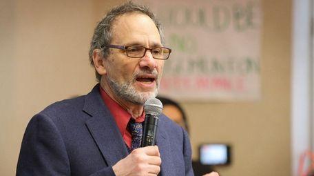Hofstra University Professor Alan Singer in 2014.
