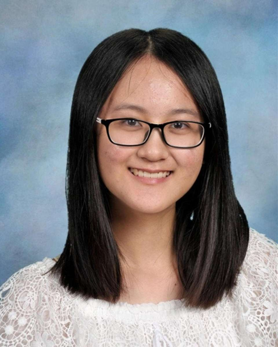 Lucy Zha of The Wheatley School in Old
