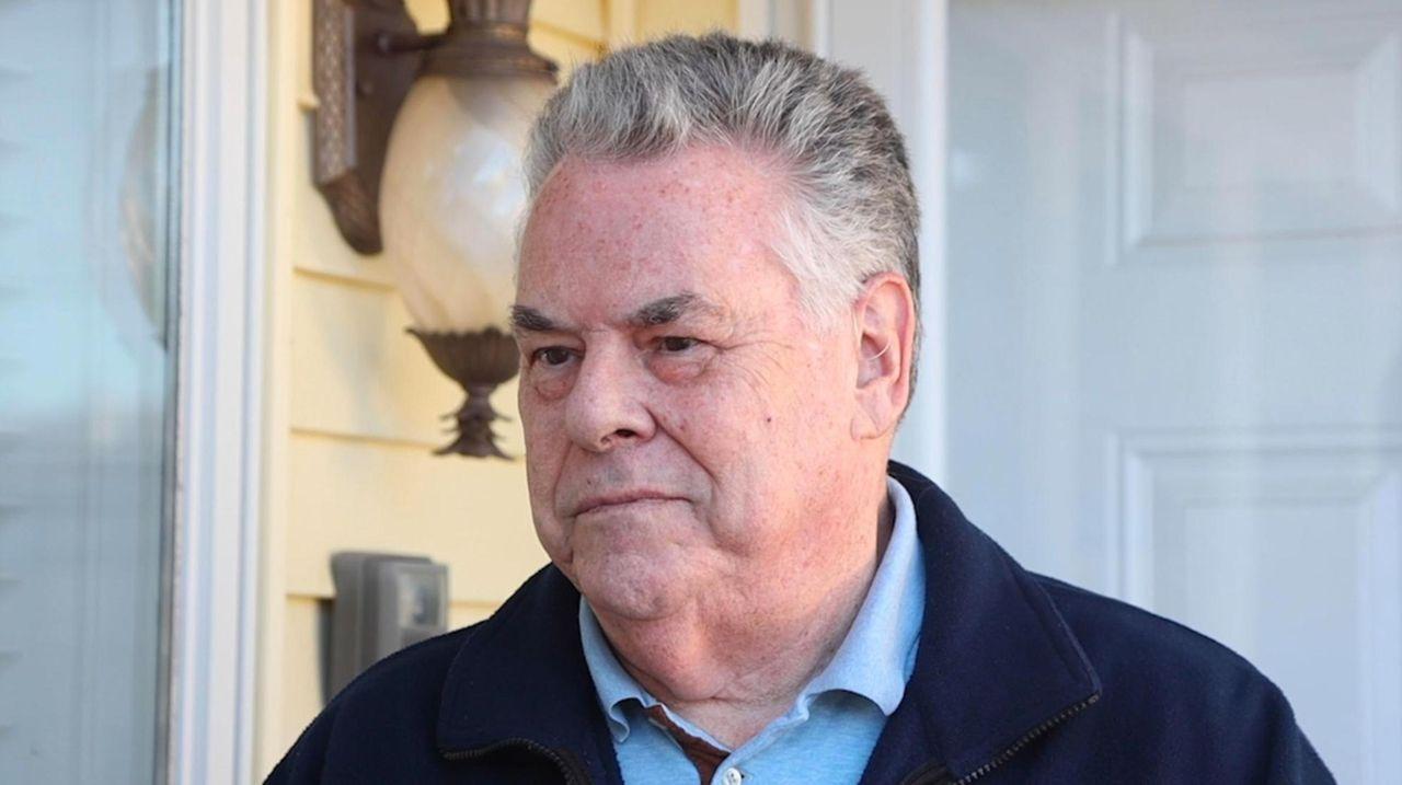 On Thursday, retired congressman Peter King blamed President