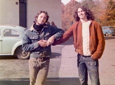 "Snapshot from ""The Boys"" /powerHouse Books Rick, left"
