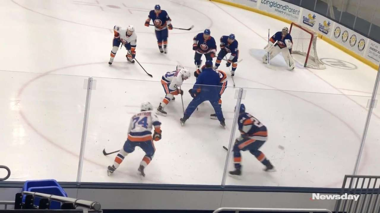 Newsday's Islanders reporter Andrew Gross gave an update