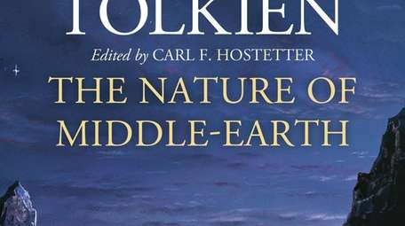 "J.R.R. Tolkien's ""The Nature of Middle-earth"" is coming"