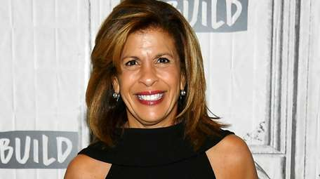 Hoda Kotb, who worked for a New Orleans