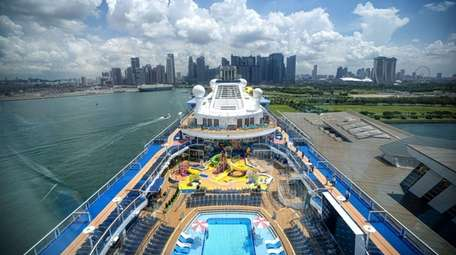 Royal Caribbean International is among cruise lines that