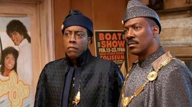 Arsenio Hall and Eddie Murphy star in Amazon