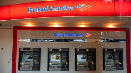 Bank of America is among those firms reporting