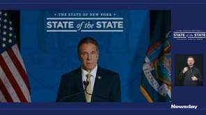 On Wednesday, Gov. Andrew M. Cuomo announced plans