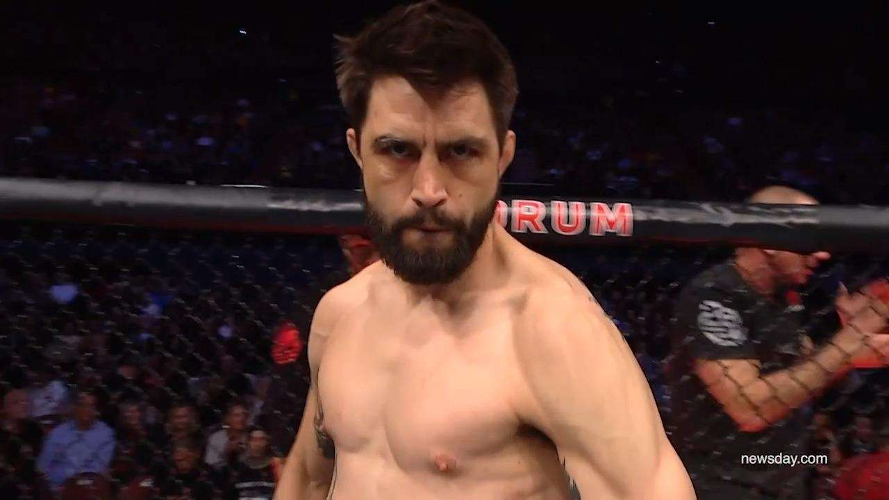 This is third time UFC welterweights Carlos Condit