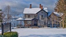 E.B. Morgan House, a property of The Aurora