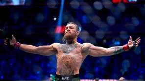 Former UFC champion Conor McGregor talks about how