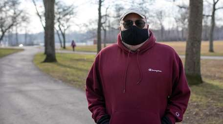 Brian Matarrese of Levittown, 73, blames President Donald