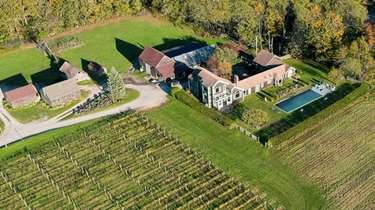 More than sixty acres of historic vineyard property