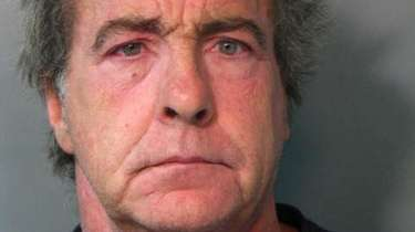Thomas Tana, 60, of Commack was charged with
