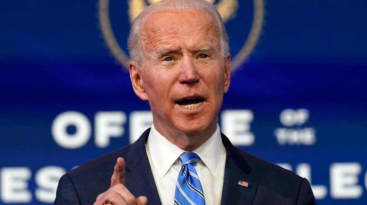 Biden's COVID-19 relief plan is BIG thinking