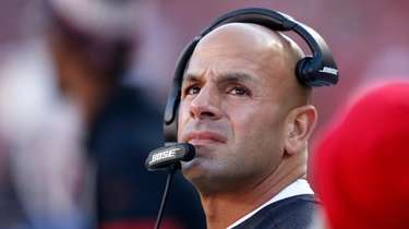 Robert Saleh has been on a meteoric rise