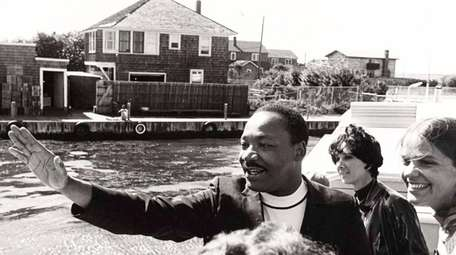The Rev. Martin Luther King Jr. on Long