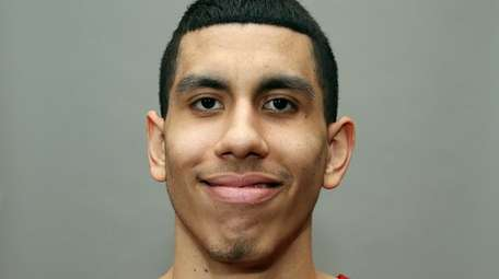 Long Island Lutheran's Andre Curbelo during the NEWSDAY
