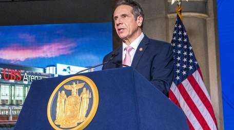 Gov. Andrew M. Cuomo is expected to deliver
